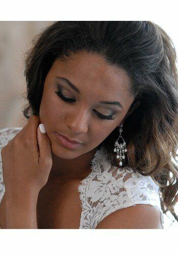 USABride Melanie Pearl Chandelier Earrings JE-659 Wedding Jewelry ...