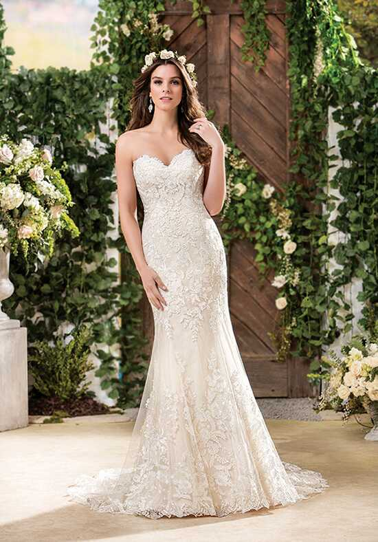 Jasmine Collection F181058 Wedding Dress photo