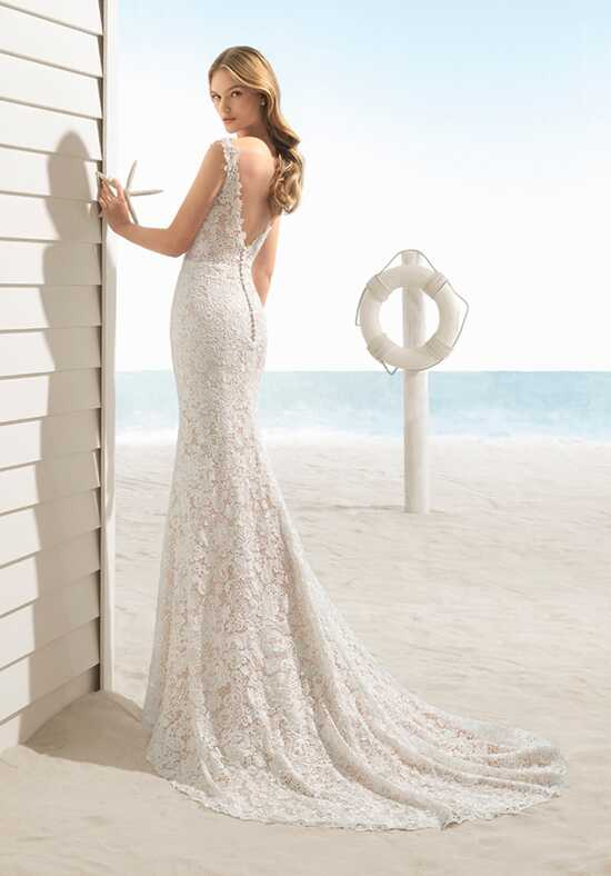 Aire Beach Wedding UTOPICO Mermaid Wedding Dress