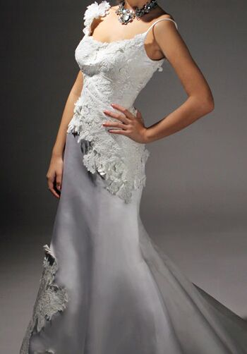 Eugenia 3726 Mermaid Wedding Dress