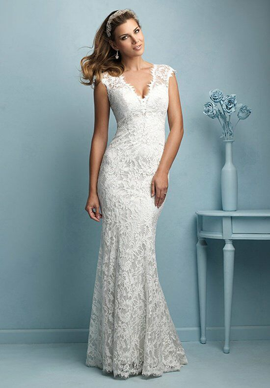 Allure wedding dress style 9021
