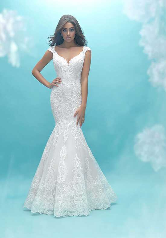 Allure Bridals 9471 Wedding Dress