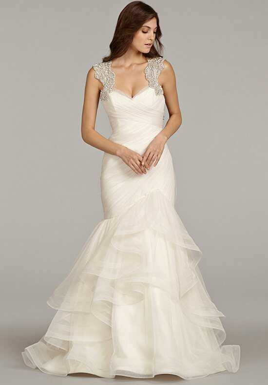Hayley Paige 6411 - Emeryn Mermaid Wedding Dress