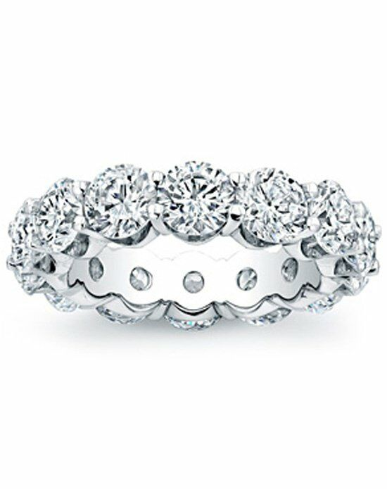 Since1910 Eternity Ring .50ct RBC White Gold Wedding Ring