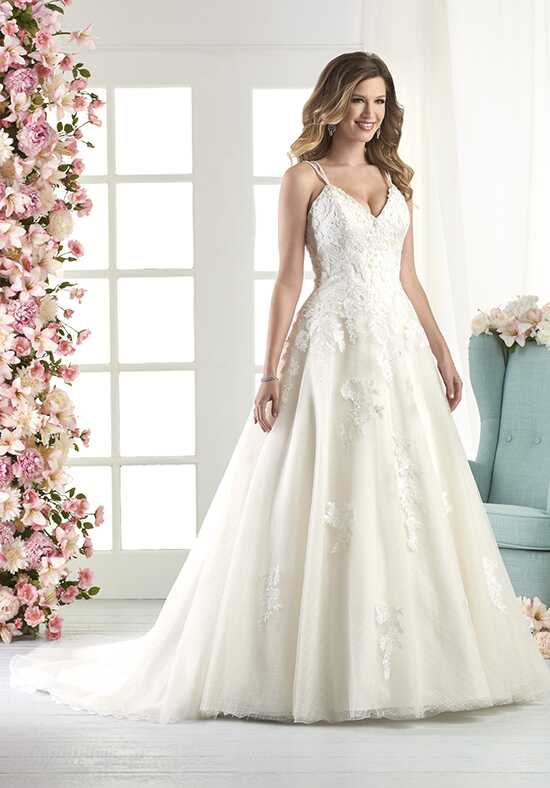 Bonny by Bonny Bridal 810 A-Line Wedding Dress