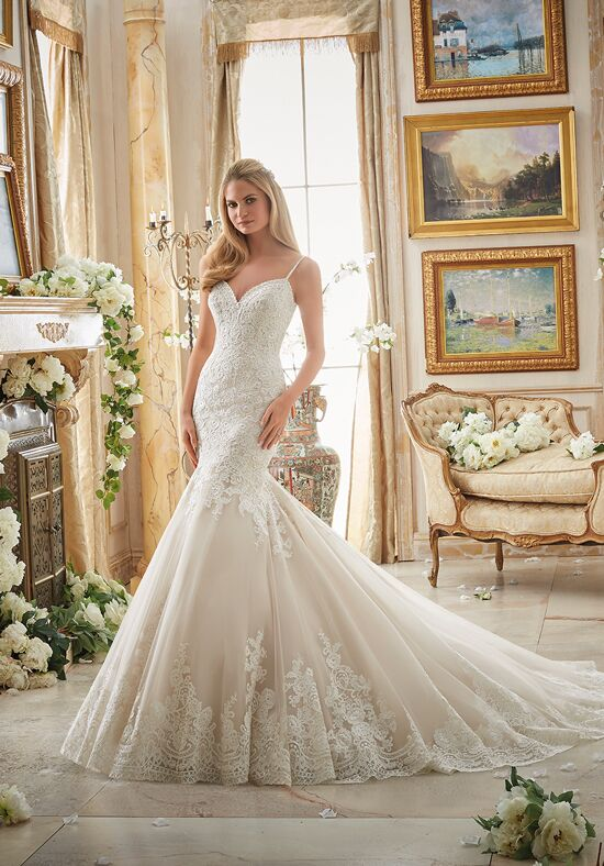 Morilee by Madeline Gardner 2871 Mermaid Wedding Dress