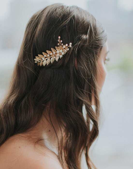 Davie & Chiyo | Hair Accessories & Veils Ariadnê Comb Gold, Silver Pins, Combs + Clip