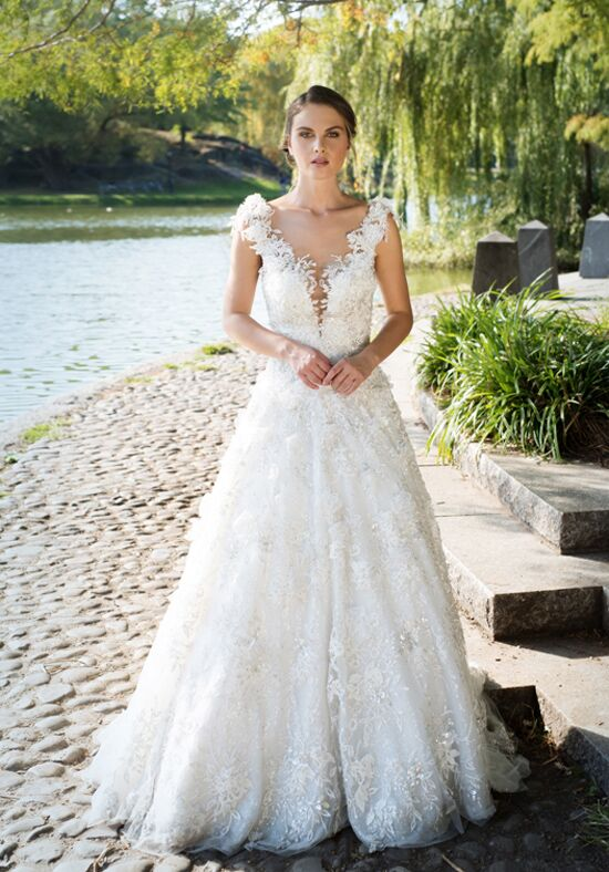 Ysa Makino KYM154 A-Line Wedding Dress