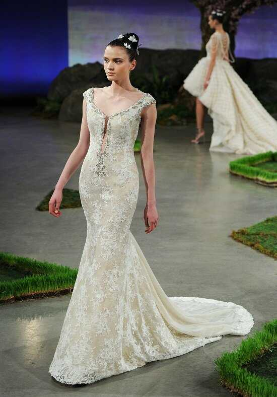 Ines Di Santo Calla Mermaid Wedding Dress