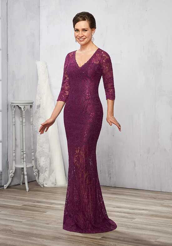 Beautiful Mothers by Mary's M2787 Red Mother Of The Bride Dress