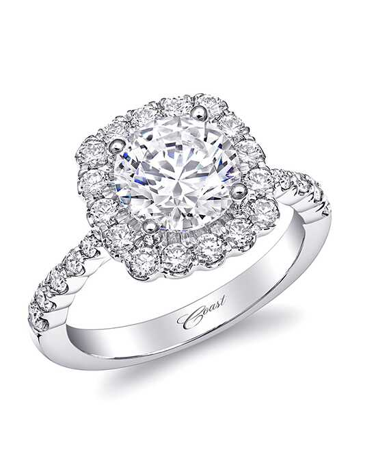 Coast Diamond LC10056 Engagement Ring photo