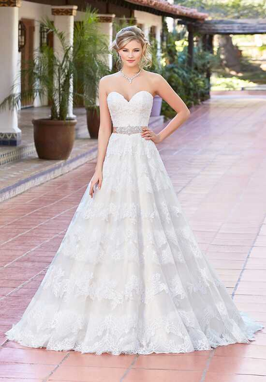 Ivoire Firenze LUCIA, V1703 Ball Gown Wedding Dress