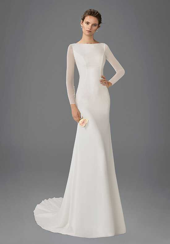 Luna Novias YENIEL Mermaid Wedding Dress