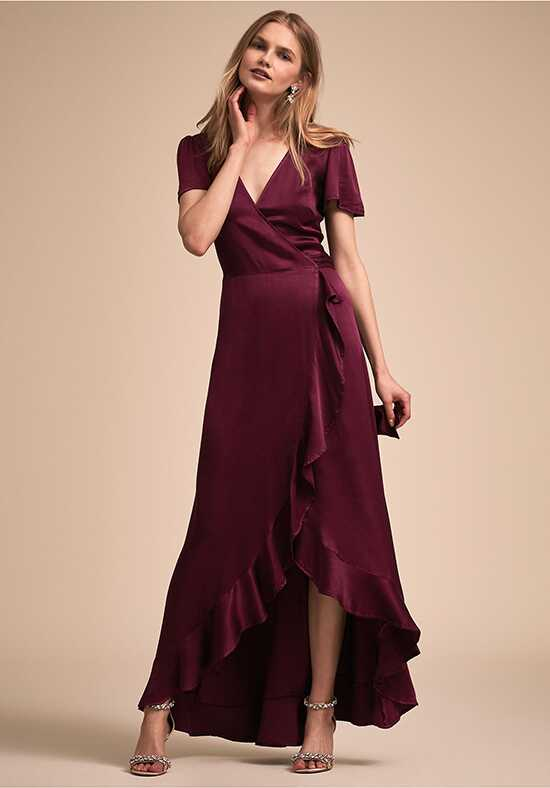 BHLDN (Bridesmaids) Phoebe Dress V-Neck Bridesmaid Dress