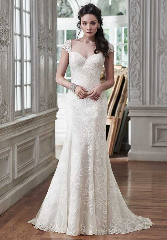 Maggie Sottero Mirian Mermaid Wedding Dress