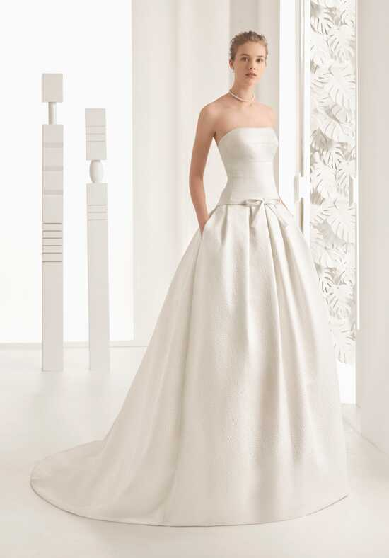 Rosa Clará Neftis A-Line Wedding Dress