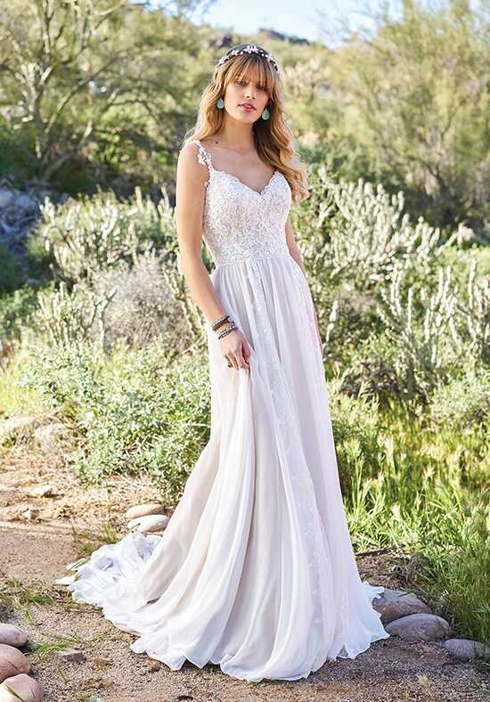 Lillian West 6510 A-Line Wedding Dress