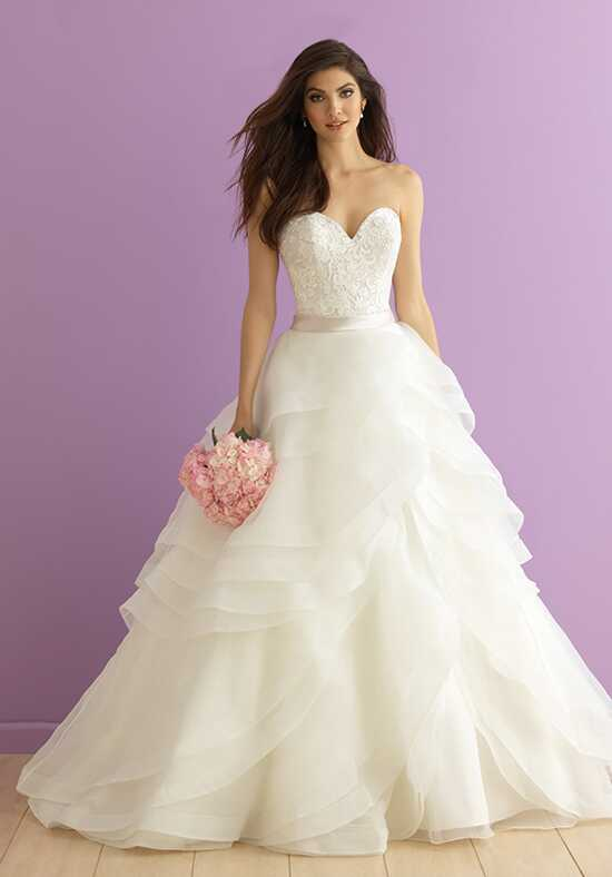 Allure Romance 2905 Ball Gown Wedding Dress