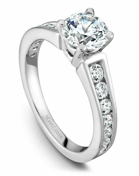 noam carver - Elegant Wedding Rings