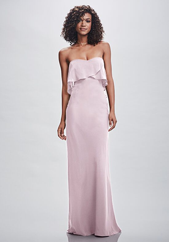 THEIA Bridesmaids Mia Strapless Bridesmaid Dress