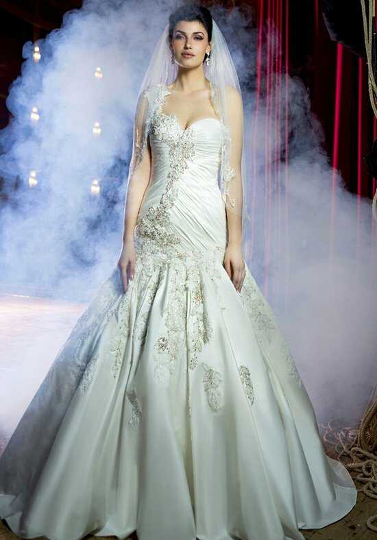 Stephen Yearick KSY55 A-Line Wedding Dress