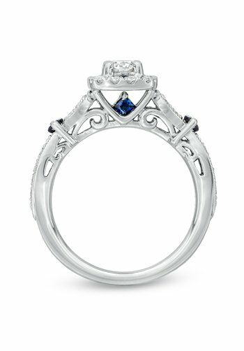 Vera Wang LOVE at Zales Vera Wang LOVE Collection 34 CT TW