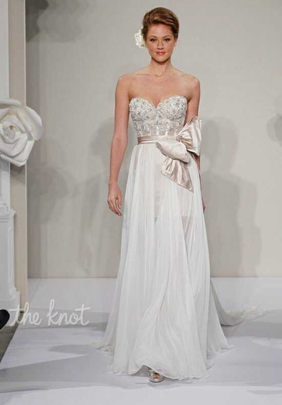Pnina Tornai for Kleinfeld 4212 A-Line Wedding Dress