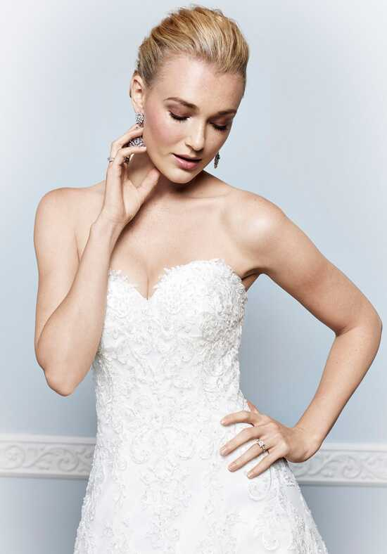 Kenneth Winston 1643 A-Line Wedding Dress