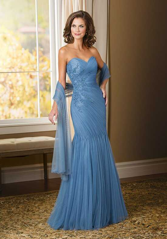 Jade Couture K178019 Blue Mother Of The Bride Dress