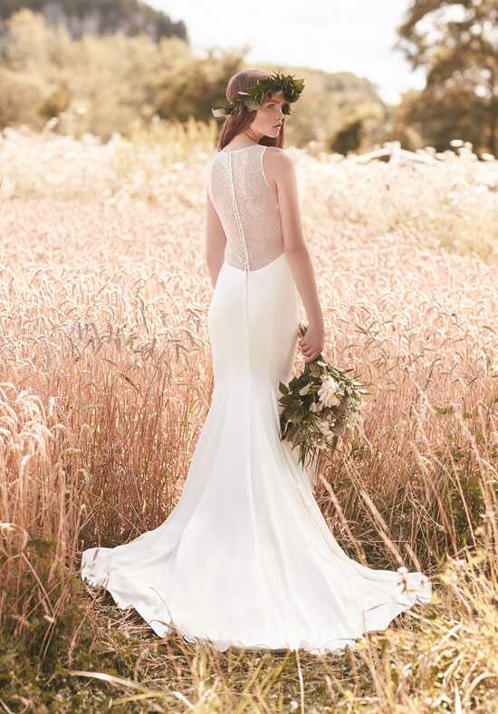 Mikaella 2066 Sheath Wedding Dress