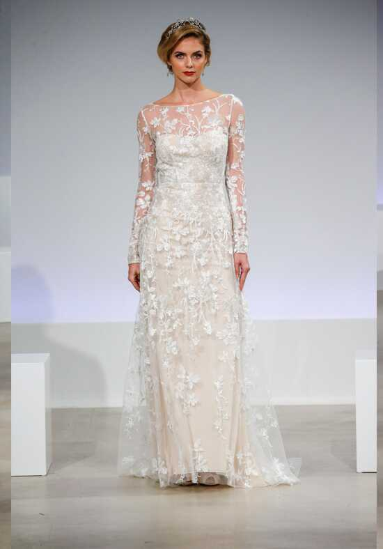 Anne Barge Eaton A-Line Wedding Dress