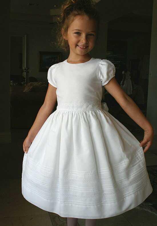 Cotton flower girl dresses isabel garretn mightylinksfo