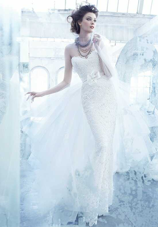 Lazaro 3357 Wedding Dress