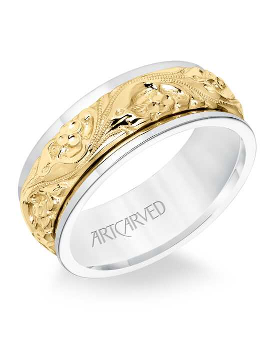 ArtCarved 11-WV4309 Gold Wedding Ring