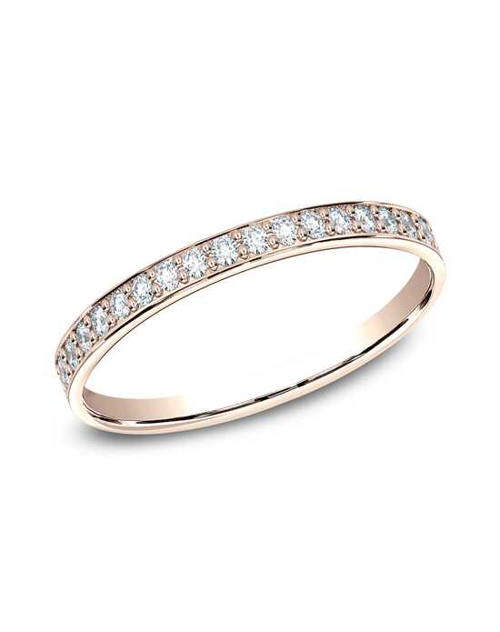 Benchmark 522800HFR Rose Gold Wedding Ring