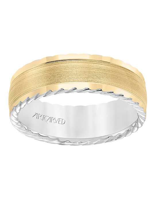 ArtCarved 11-WV8645WY7-G.00 Gold Wedding Ring