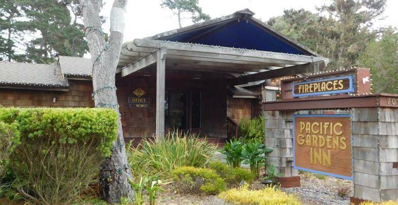 Pacific Gardens Inn. 701 Asilomar Avenue, Pacific Grove, CA 93950