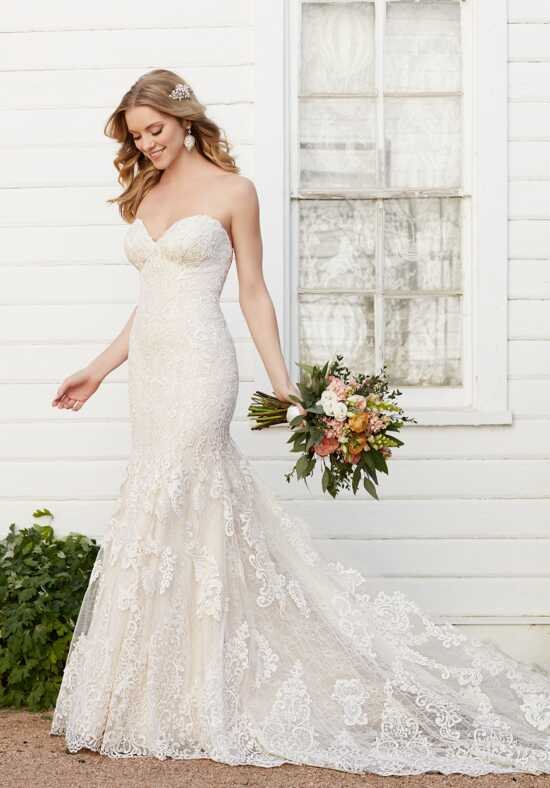 Martina Liana 803 Mermaid Wedding Dress