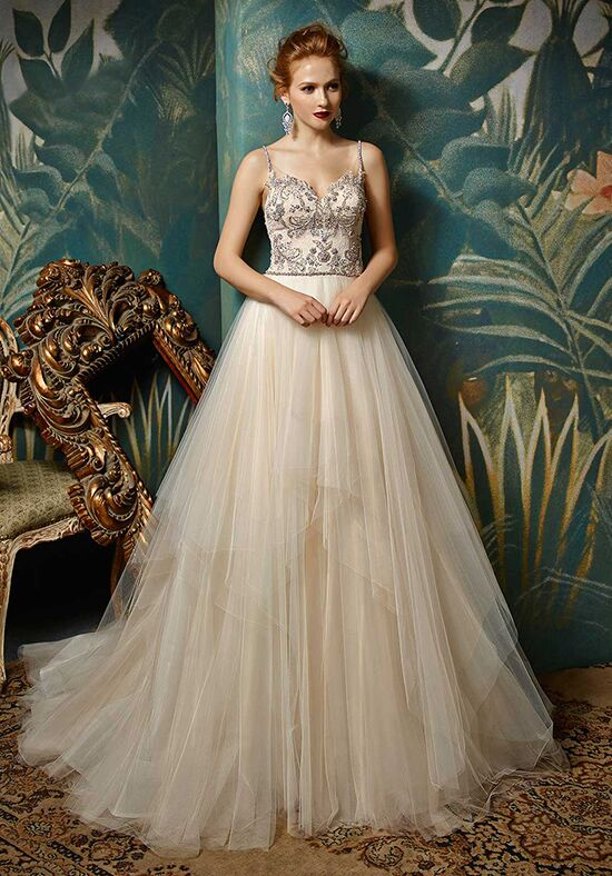 Blue by Enzoani Jovita A-Line Wedding Dress