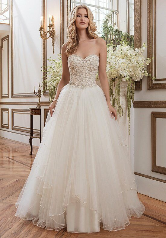 Justin Alexander 8786 Ball Gown Wedding Dress