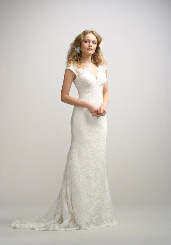 Watters Brides 2049B Sheath Wedding Dress