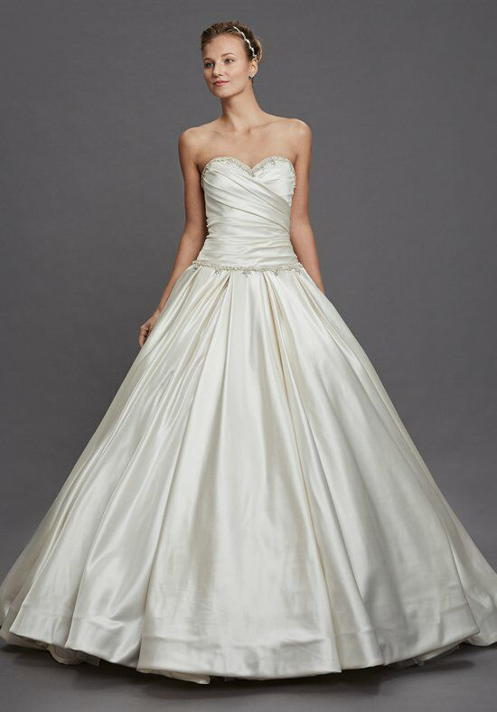 Pnina Tornai for Kleinfeld 4167 Ball Gown Wedding Dress