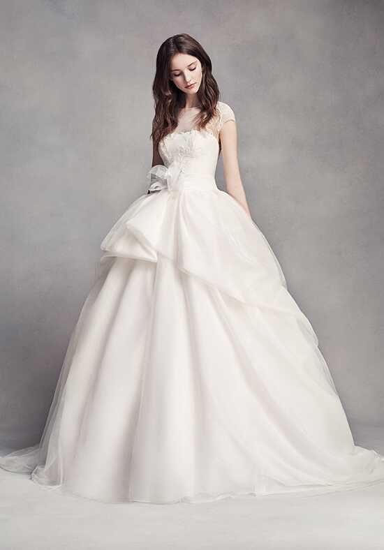 White by Vera Wang White by Vera Wang Style VW351315 Ball Gown Wedding Dress