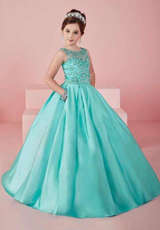 Tiffany Princess Style 13468 Flower Girl Dress The Knot