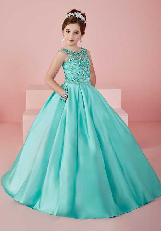Tiffany Princess Style 13472 Flower Girl Dress photo