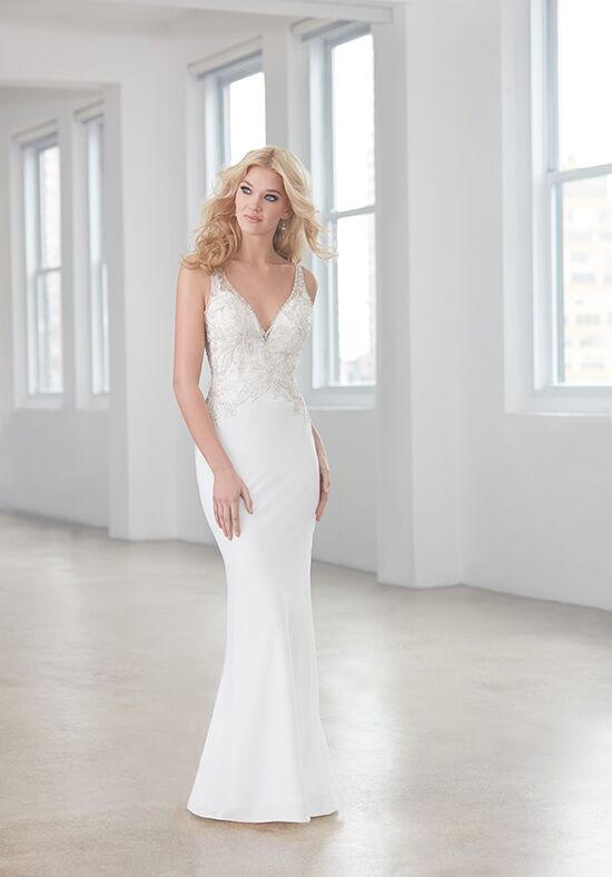 Madison James MJ362 Sheath Wedding Dress