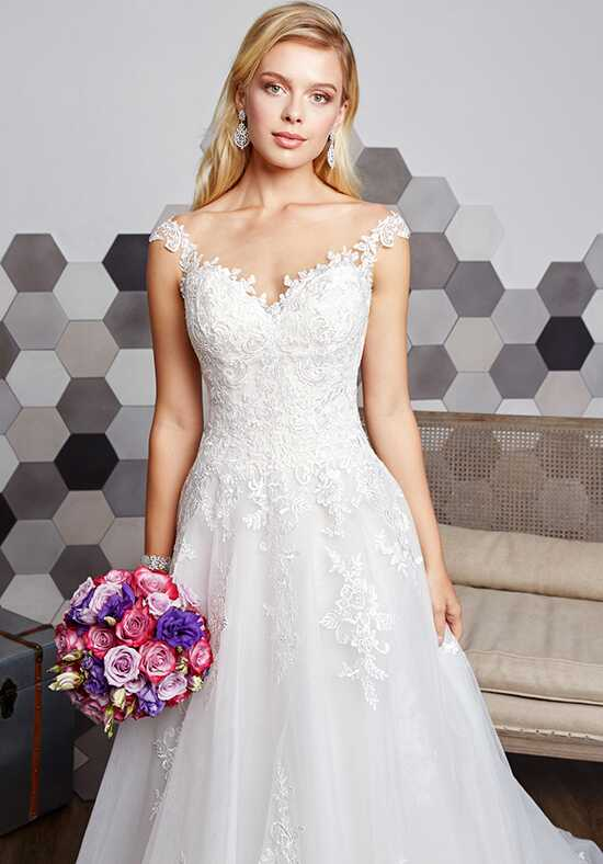 Jessica Morgan DREAM, J1837 A-Line Wedding Dress
