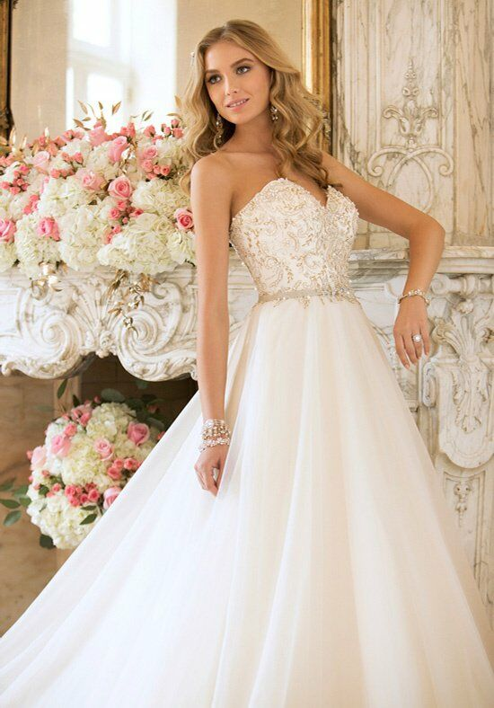 Stella York 5889 Ball Gown Wedding Dress