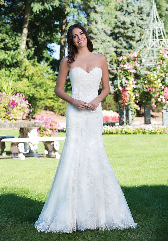Sincerity Bridal 3926 Mermaid Wedding Dress