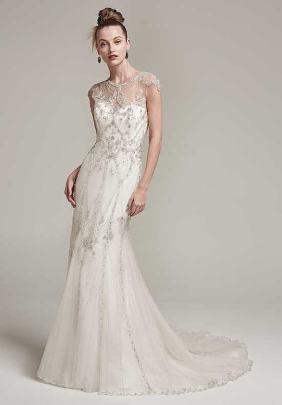 Sottero and Midgley Syanne Sheath Wedding Dress